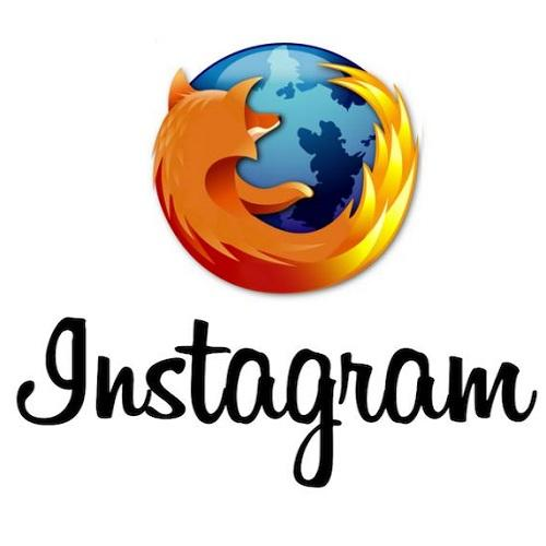 Wie benutzt man Instagram in Firefox?