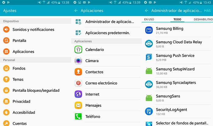 Samsung Billing Deinstallieren