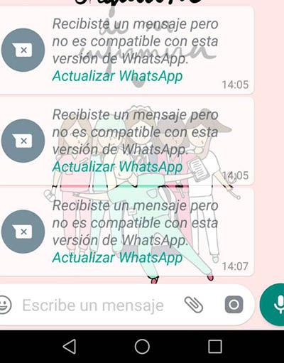 Diese Version Von Whatsapp Ist Veraltet