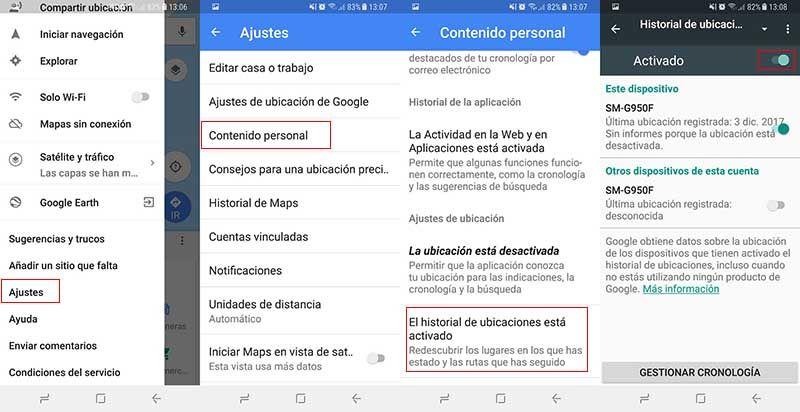 Android Falsche Standorte Deaktivieren