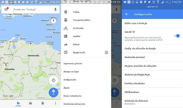 Erfahren Sie auf einfache Weise, wie Sie Google Maps offline ...