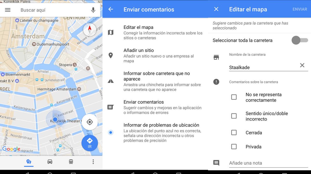 so-bearbeiten-sie-eine-strase-in-google-maps | Android ...