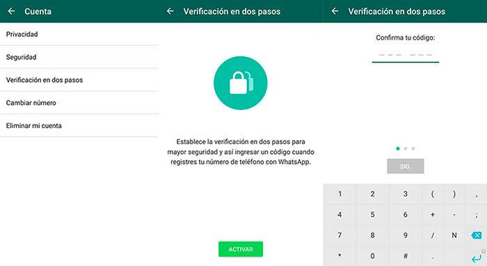 Whatsapp Verifizierung In 2 Schritten