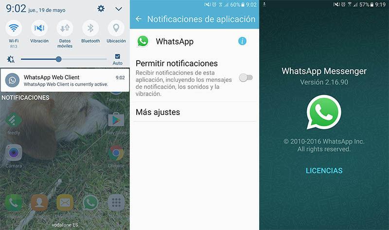 Whatsapp Benachrichtigung Android