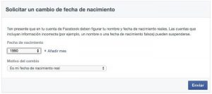 Geburtsdatum ändern Facebook | Android Deutschland
