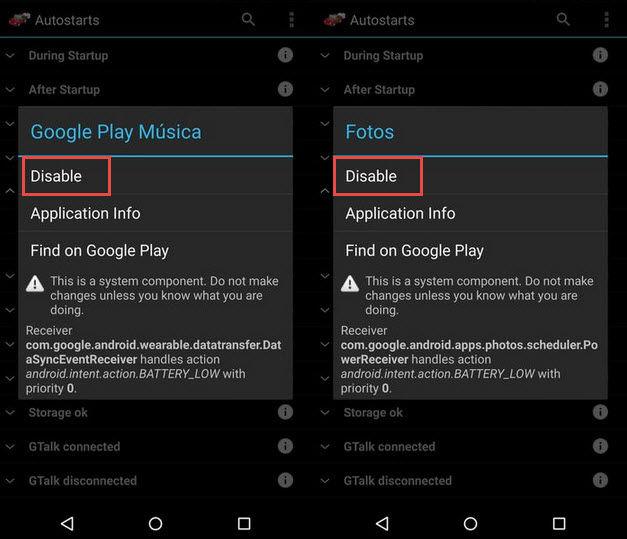 wie man Android schneller einschalten lässt2