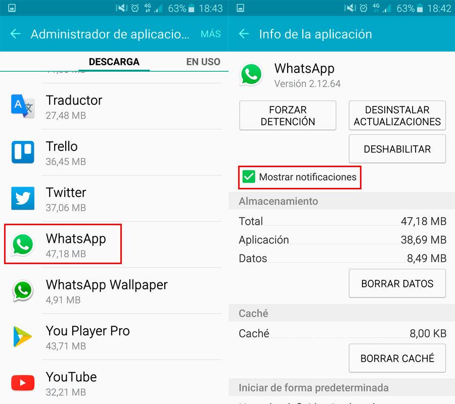 Whatsapp Deaktivieren Android