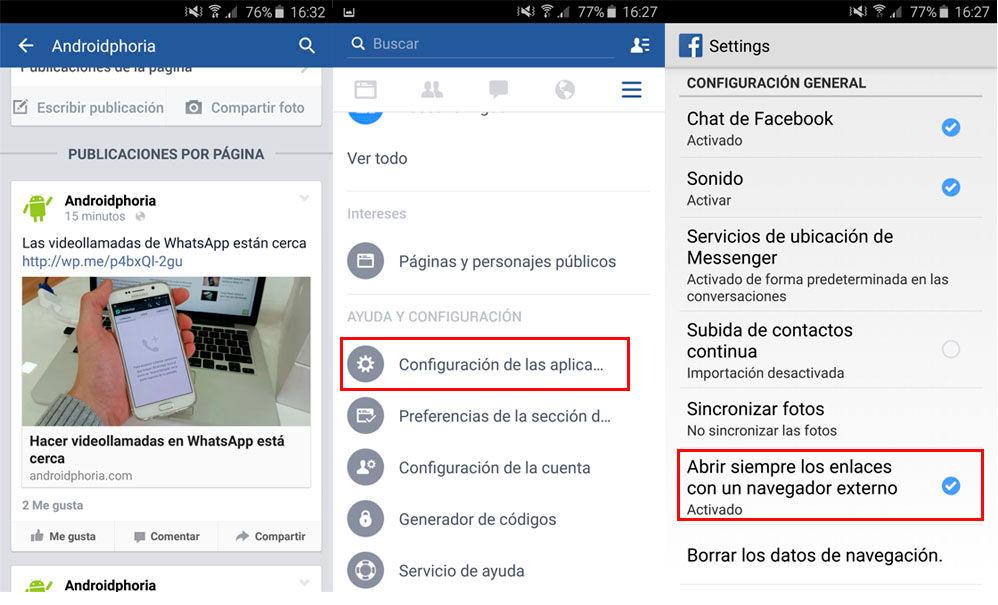 Facebook Deaktivieren Android