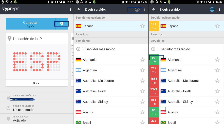 Android Seiten