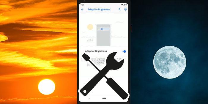 Android Helligkeit Nicht Einstellbar