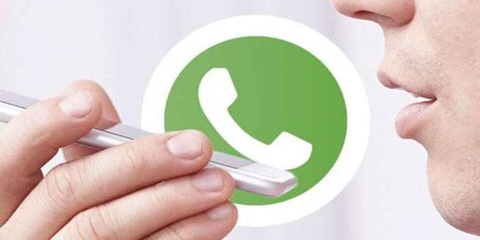 Whatsapp mensaje de voz