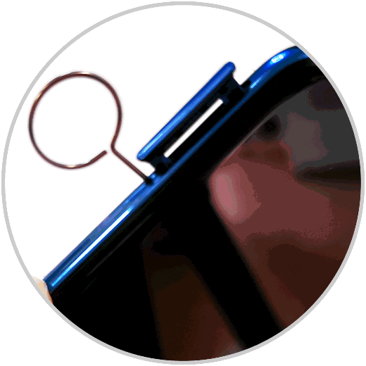 Samsung A50 Sim Karte