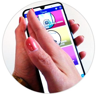 Samsung A50 Screenshot Machen