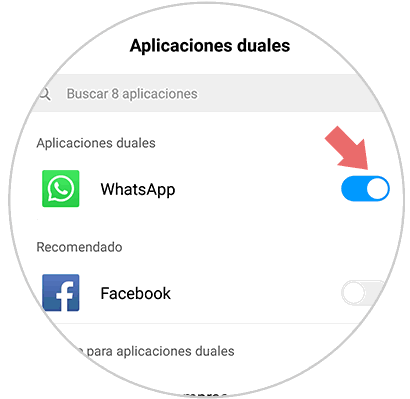 8 So fügen Sie zwei WhatsApp- oder Facebook-Konten in Xiaomi Mi 8 Lite.png ein