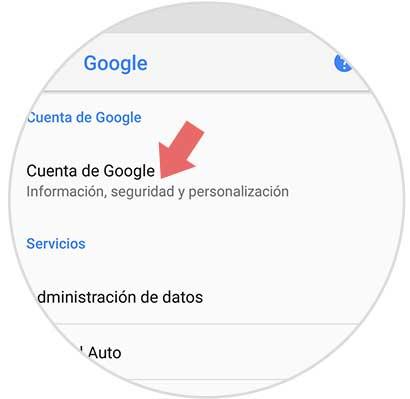 3 Konto ändern google xiaomi redmi note 5.jpg | Android