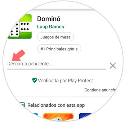Google Play Download Ausstehend