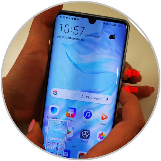 Huawei P30 Pro Screenshot