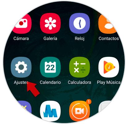 Samsung Galaxy A70 1.png Batterieprozentsatz anzeigen