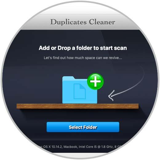 So löschen Sie doppelte Dateien unter Mac OS free8.jpg