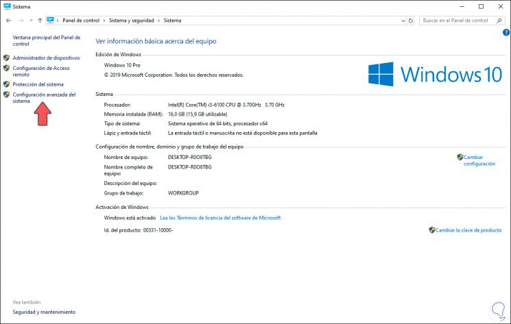 8 -.- RAM-Speicher zuweisen-mit-der-fortgeschrittenen-Systemkonfiguration-in-Windows-10.png