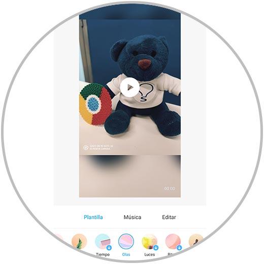 Mache ein Video mit Fotos und Musik aus der Galerie in Xiaomi-mi-note-10.jpg