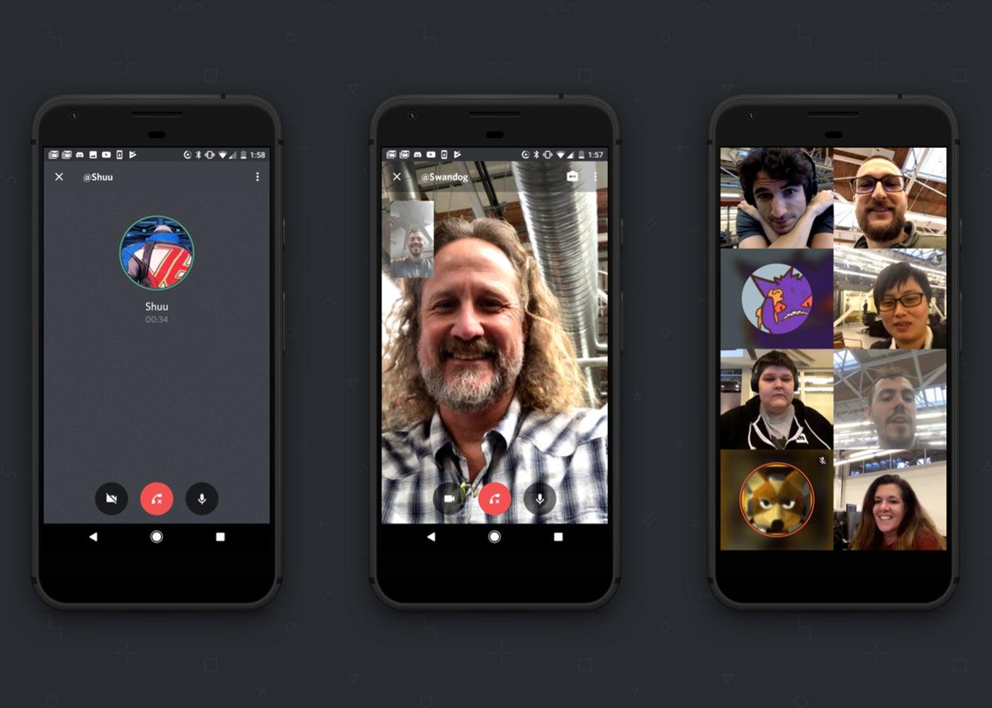 Zwietracht für Android