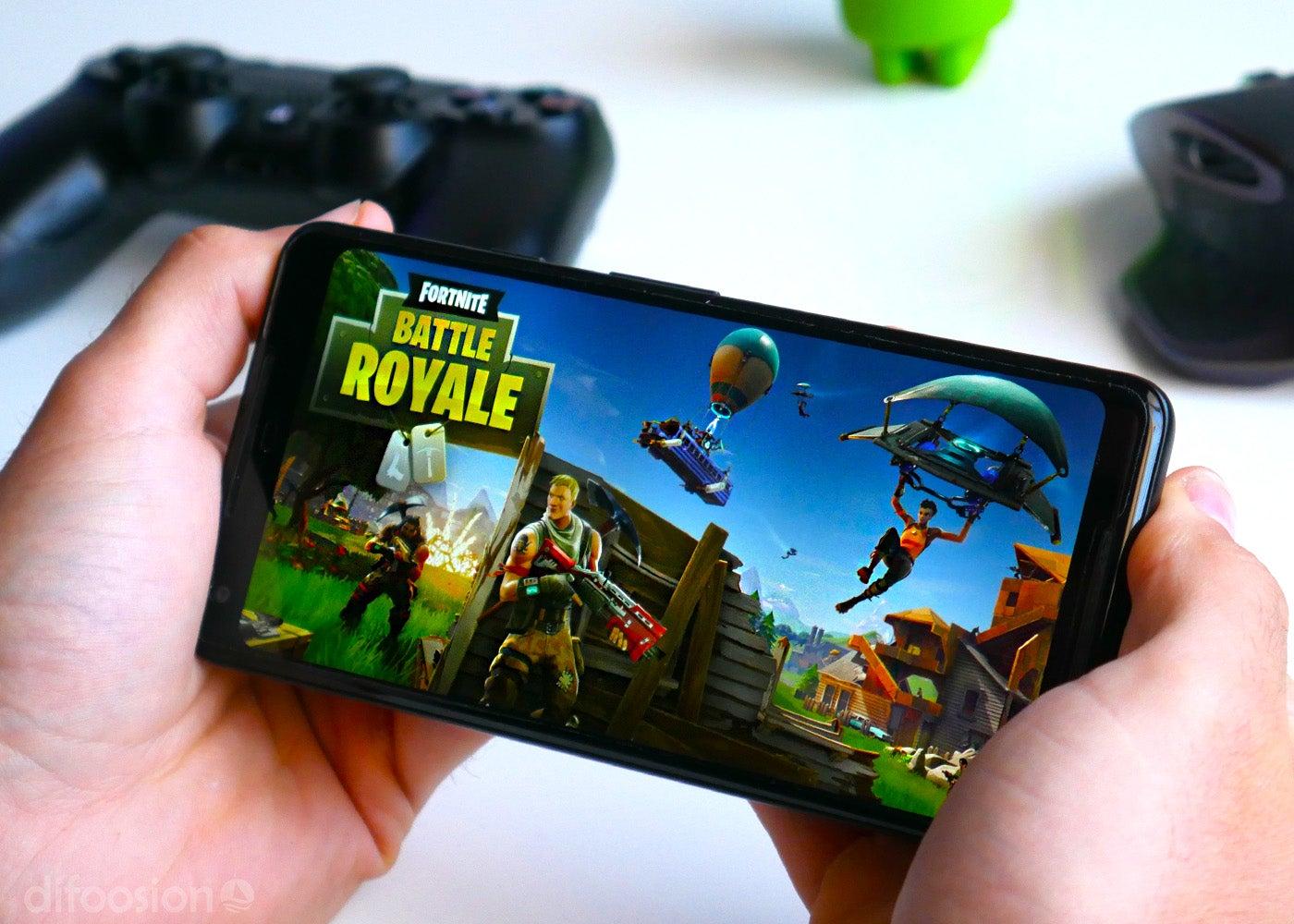 Fortnite für Android wurde aktualisiert: Unterstützung für neue Handys und Voice-Chat