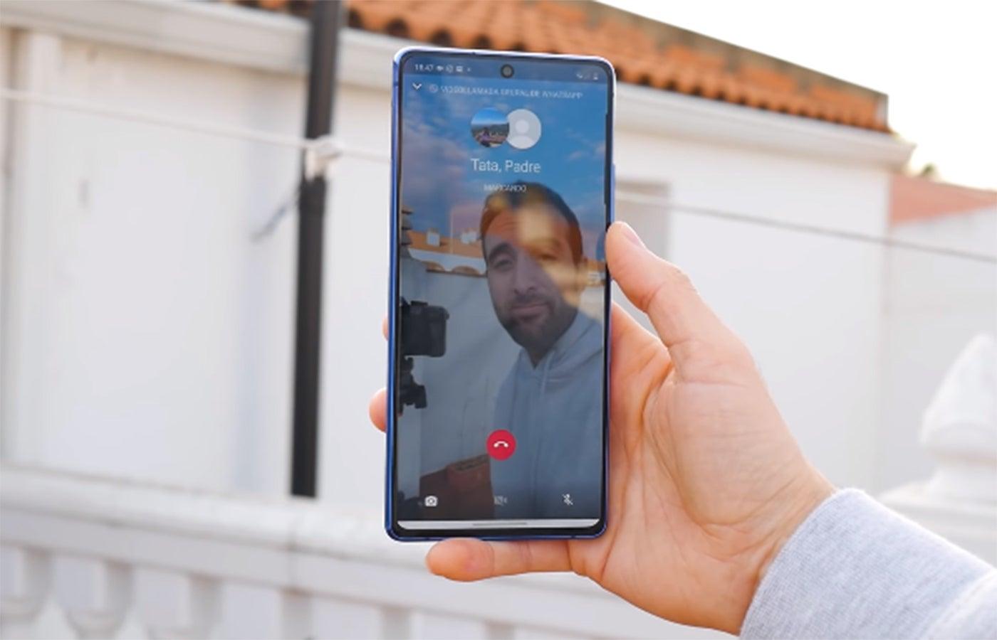 WhatsApp-Videoanruf
