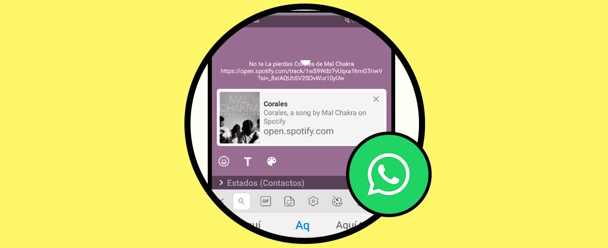 Whatsapp status ändern android
