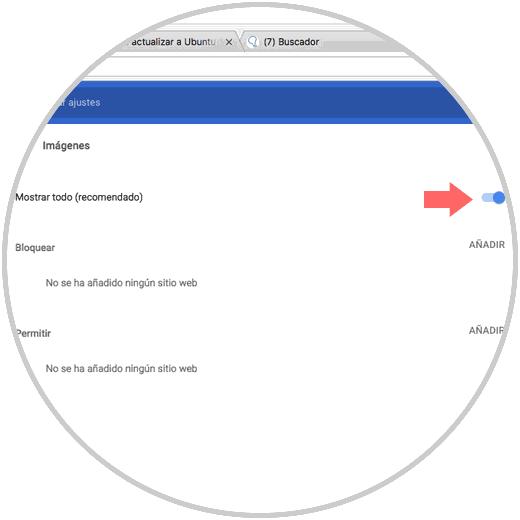 Überprüfen Sie, ob die Bilder im Browser aktiviert sind, um Probleme zu lösen. Google-Drive-1.png