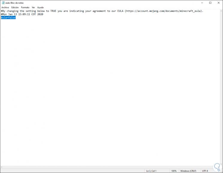 5-Laden Sie die Minecraft-Server-Software herunter und führen Sie sie im System unter Windows 10.png aus