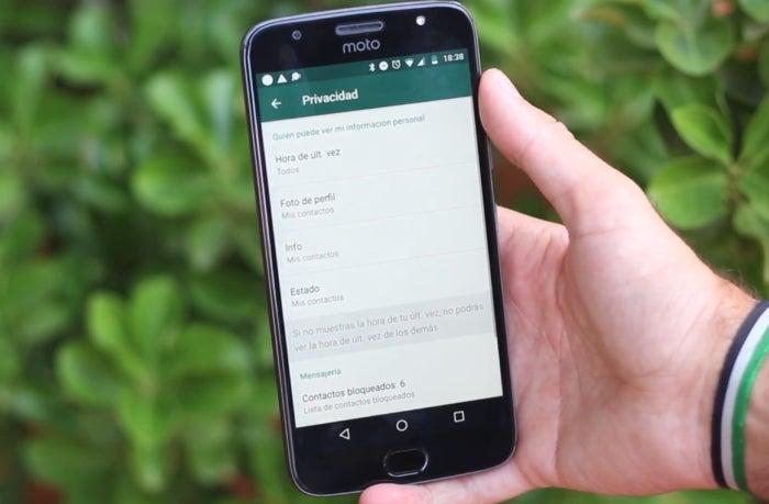 Deaktivieren Sie die letzte Verbindungszeit auf WhatsApp