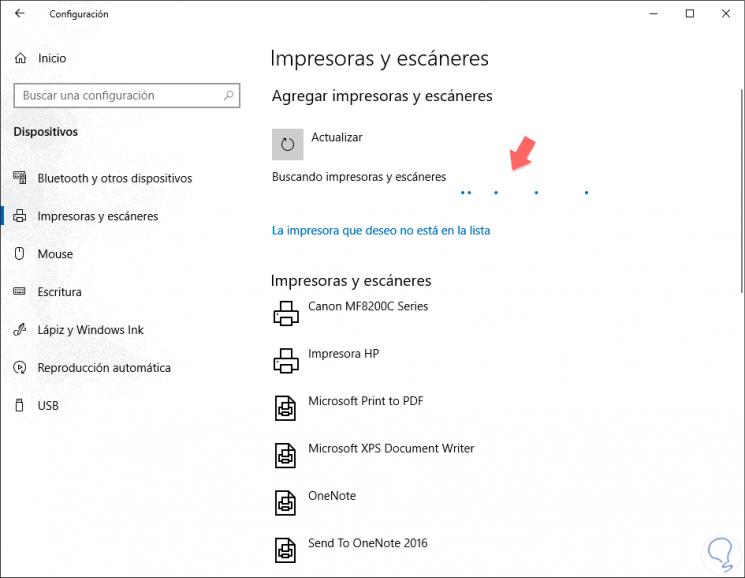 7-Überprüfen Sie, ob mein Drucker in Windows 10.png installiert ist
