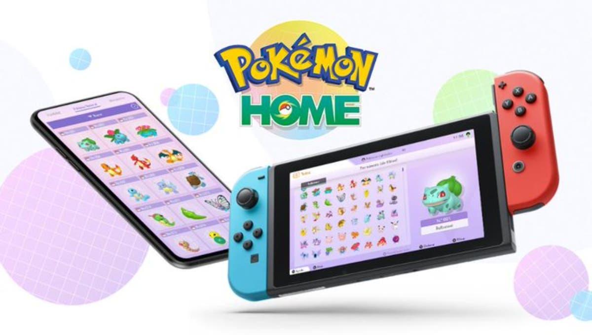 Pokemon nach Hause