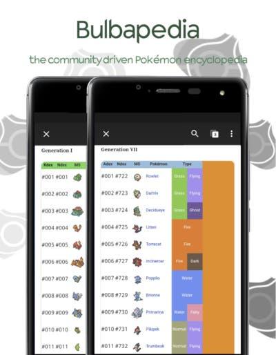 Die besten Pokémon-Apps für Android-Handys und -Tablets