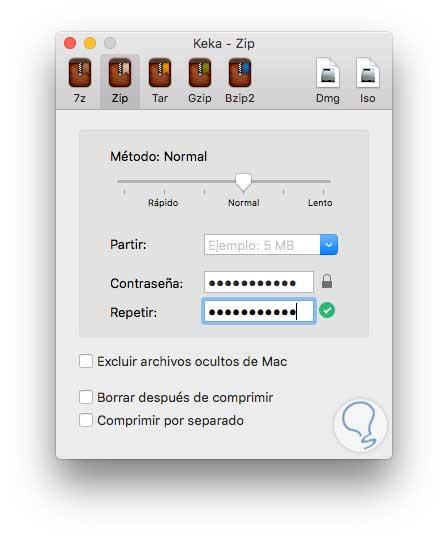 Schützen Sie eine Datei mit KEKA-in-macOS-High-Sierra.jpg